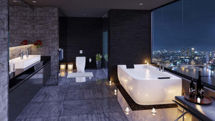 ¿Qué luminarias son las adecuadas para su baño ?