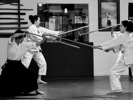 Free Intro class - Aikido 101