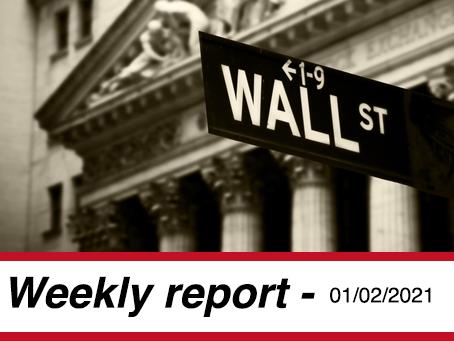 1 February, 2021 - Market Report