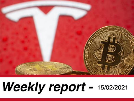 15 February, 2021 - Market Report