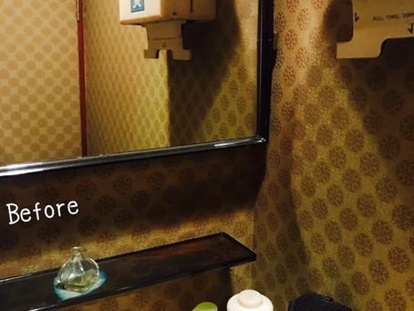 大須の猫様のお店 香りのメンテナンス