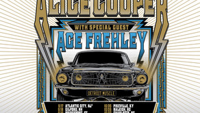 Alice Cooper Announces Fall 2021 Tour Dates Tour Features Former Kiss Guitarist Ace Frehley!