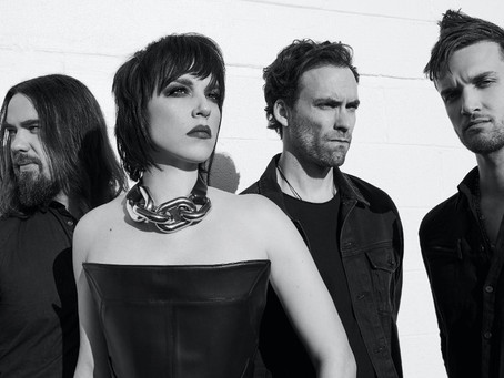 "HALESTORM SHARE OFFICIAL VIDEO FOR ""BREAK IN"" FEATURING AMY LEE"