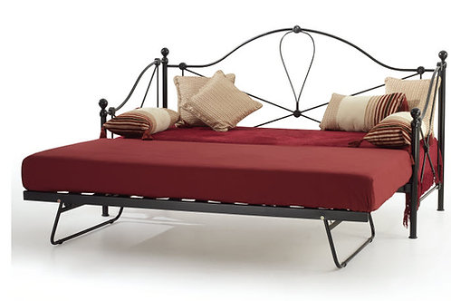 Lyon Guest Bed With Mattresses