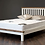 Thumbnail: Vermont Cream & Oak Bedframe