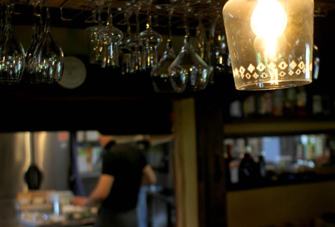 津久井−一軒家レストラン-灯