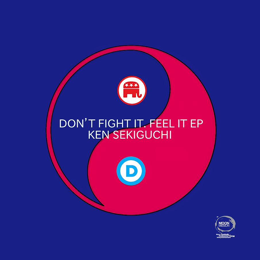 DON'T FIGHT IT EP  1400X1400 ノイズカット  ジ