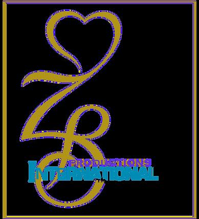 ZB™ Productions - Zoe Beth® Logo Intl