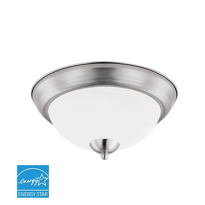 "LED 15"" Bronze Ceiling Light 19 Watt 1500lm"