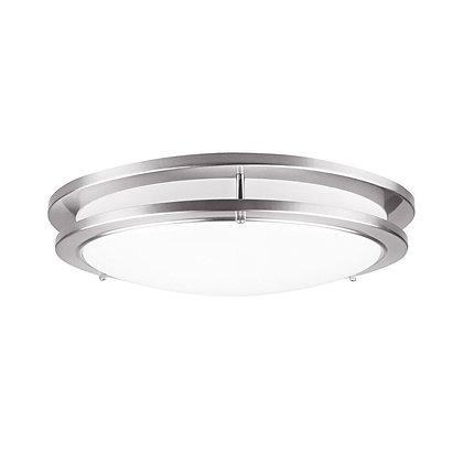 """LED 15"""" Double Ring Ceiling Light 27.5 Watt 1925lm"""