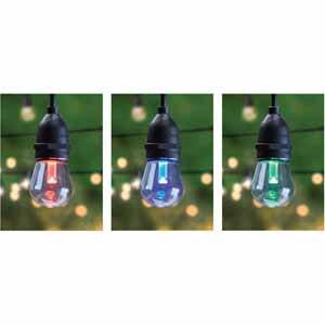 30 Foot Color Changing LED String Lights