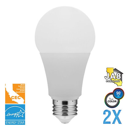 Elite Series A19 Warm White 75W Equivalent