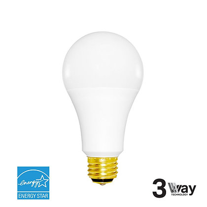 3-Way Bulbs 40W/60W/100W Equivalent Daylight