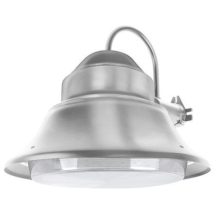 Dusk to Dawn Yard Light Stainless