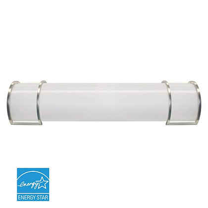 LED Frosted Vanity Light 28W 2000lm Energy Star