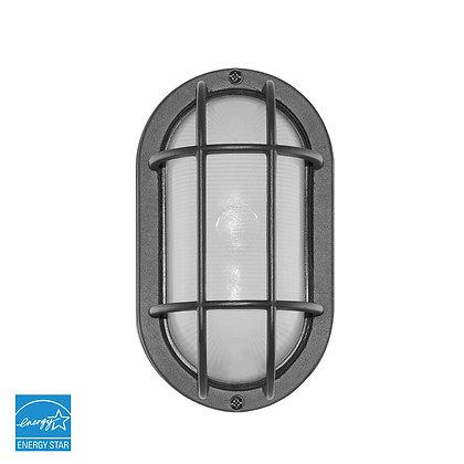 Bulkhead Outdoor LED Wall Light