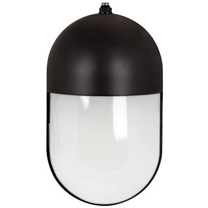 Oval 12 Watt Wall Light