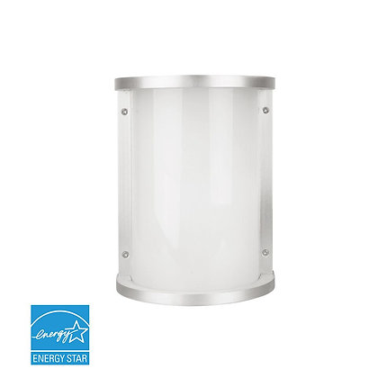 LED Cylinder Wall Light 12.5W 950lm Energy Star
