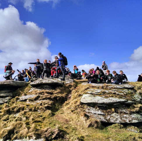 Junior Ten Tors Taster Walk