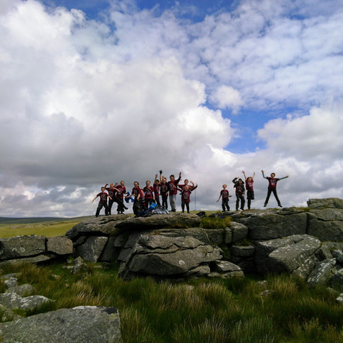 Junior Ten Tors 2019