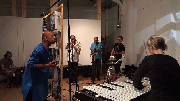 Ethereal World with Ansuman Biswas at Iklectic Art Lab, London.