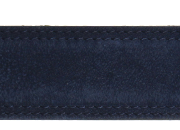 Nubuk Blau 35mm