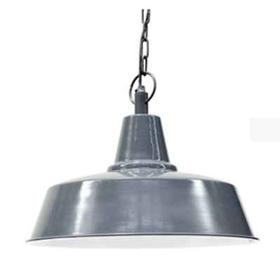 School House Hanging Light