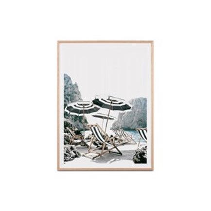 Italian Afternoon - Framed