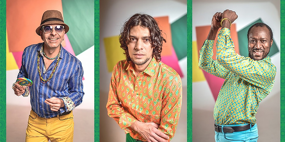 Concert Trio Colibri à l'IMFP
