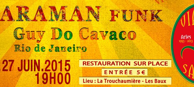 Grande soirée brésilienne de Viagem Samba