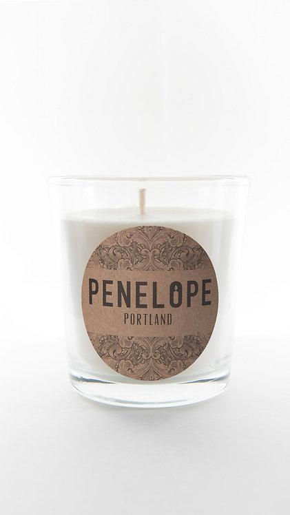 Portland Soy Candle, 8.5 oz, Crackling Firewood