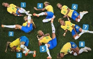 ¿Cuál es tu pose favorita de Neymar Jr.?