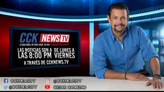 Lanzamiento #CesarPregunta CCKNews