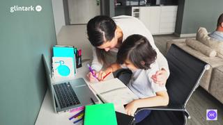 ¿Consideras que tienes el espacio adecuado para las clases virtuales de tu hijo?