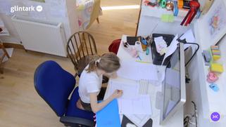¿Qué tanto requieren de tu presencia o supervisión las clases virtuales de tus hijos?