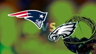 #SuperBowl Patriots vs Eagles