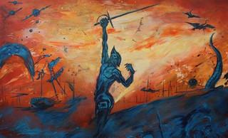 El Quijote: Por Gastón Ortiz