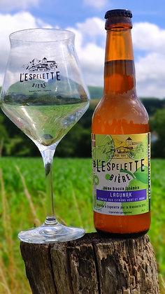 Lagunak - Blanche aux citron vert & Jaune