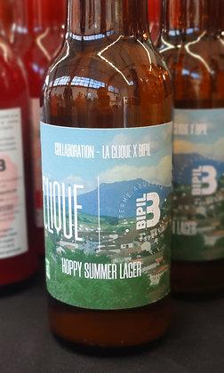 Hoppy Summer Lager - Collab