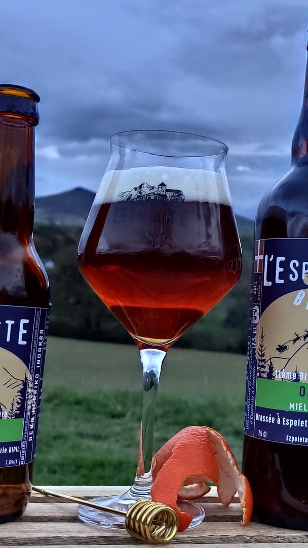 Oinez - Bière d'Hiver