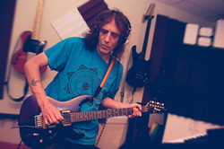 Ed Wynne of Ozric Tentacles