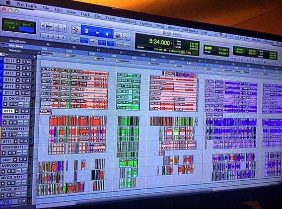 Pro Tools DAW / Advanced Editing