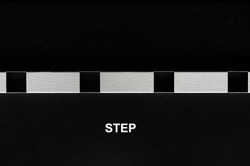 Step Bottom Rail 12'