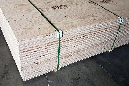 """1-1/8"""" BCX Exterior Plywood T&G PT&S 4' x 8'"""