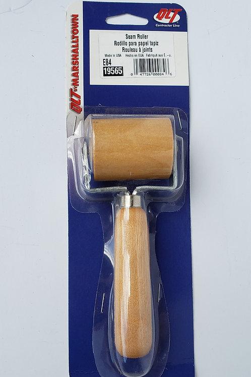 """Wooden Seam Roller  1-7/8"""""""
