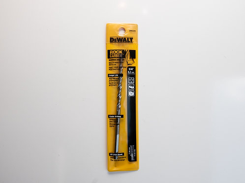 Rock Carbide  Hammer Drill Bit    DeWALT