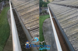 Gutters Before & After 1