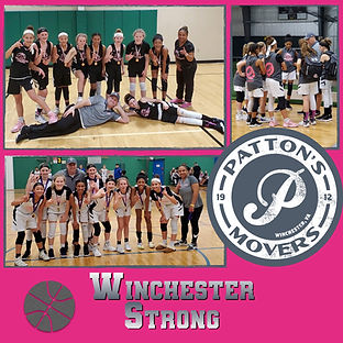 Patton's Winchester Strong Tournament Wi