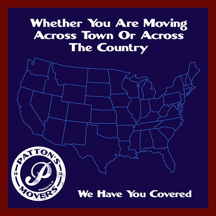 Pattons Moving Across Country Version 3.