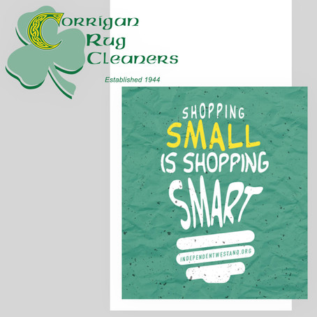 Shopping Small is Shopping Smart
